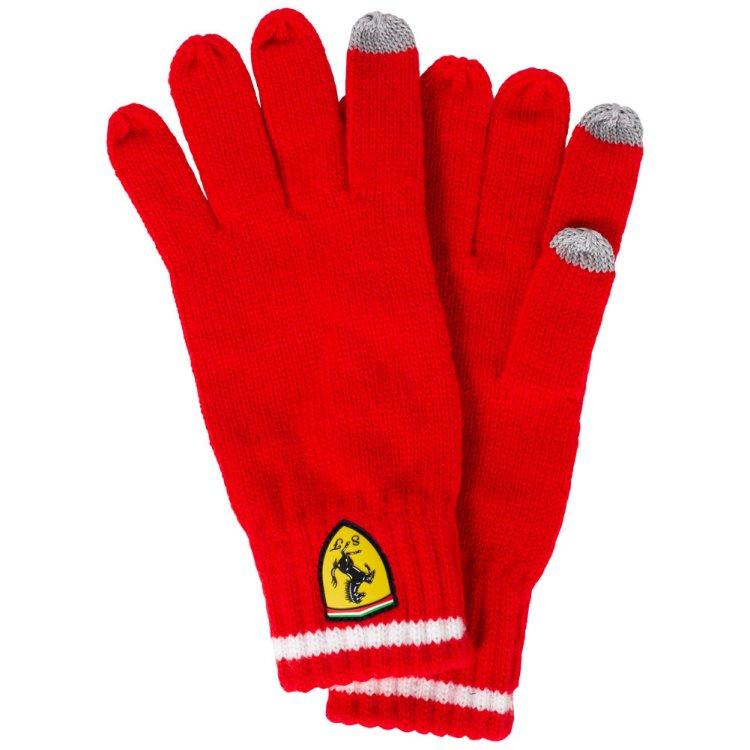 Produkt Bild Scuderia Ferrari Strickhandschuhe