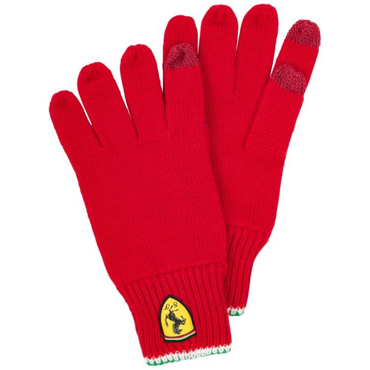 Produkt Bild Scuderia Ferrari Strickhandschuhe TG