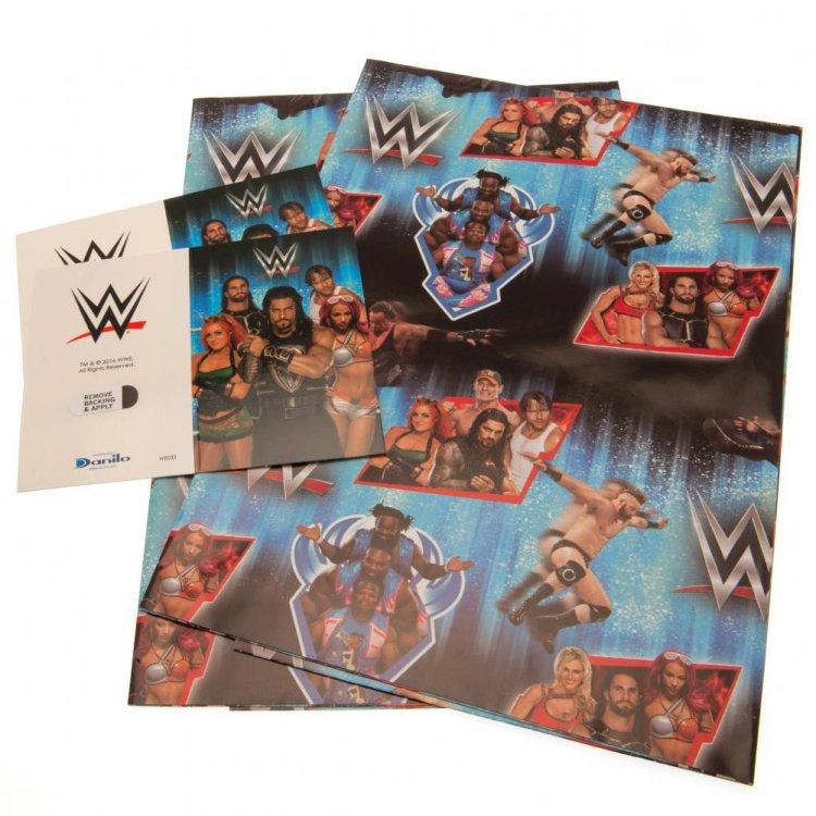 Produkt Bild WWE Geschenkpapier