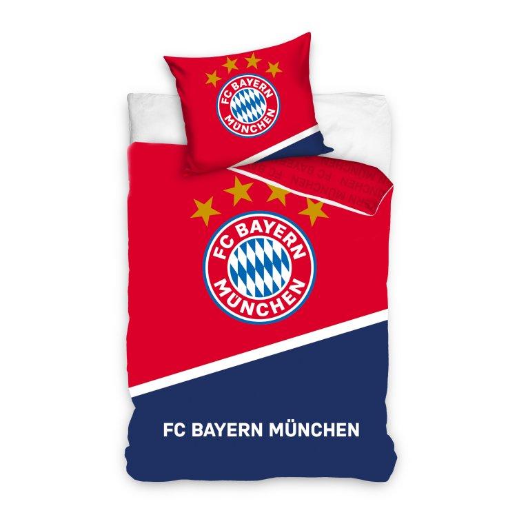 Produkt Bild FC Bayern München Bettwäsche Set 2