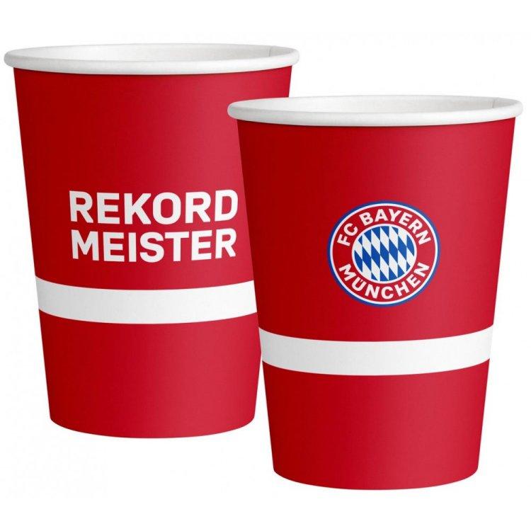 Produkt Bild FC Bayern München Pappbecher