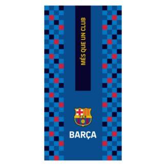 Produkt Bild FC Barcelona Badetuch QR