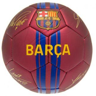 Produkt Bild FC Barcelona Ball Unterschriften MT Gr.5