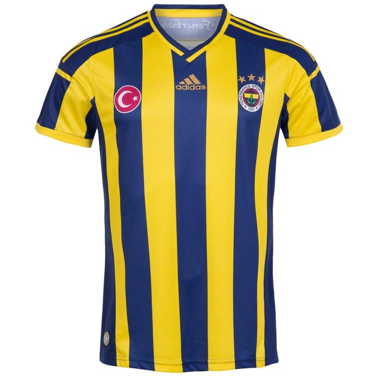 Fenerbahce Istanbul Trikot Adidas | Fanartikel.at