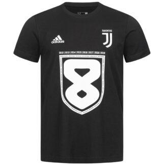 """Produkt Bild Juventus FC T-Shirt """"8x Meister"""""""