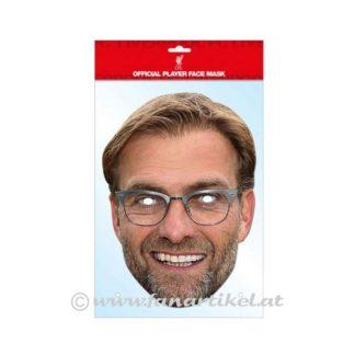 Produkt Bild Liverpool FC Maske Klopp