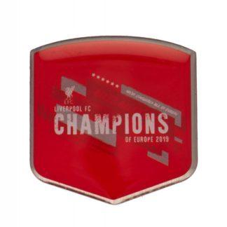 """Produkt Bild Liverpool FC Pin """"Champions"""""""