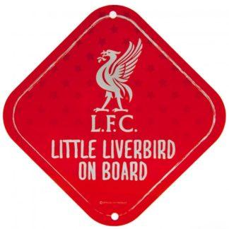 """produkt bild Liverpool FC Blechschild """"Little Dribbler"""""""