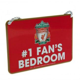 """Produkt Bild Liverpool FC Blechschild """"No1"""""""