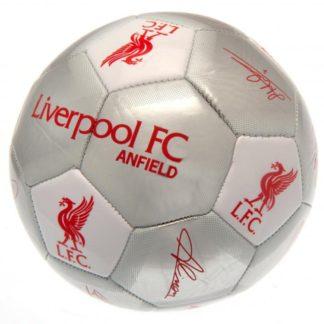 Produkt Bild Liverpool FC Ball Unterschriften