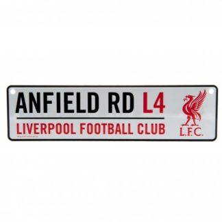 """Produkt Bild Liverpool FC Blechschild """"FE"""""""