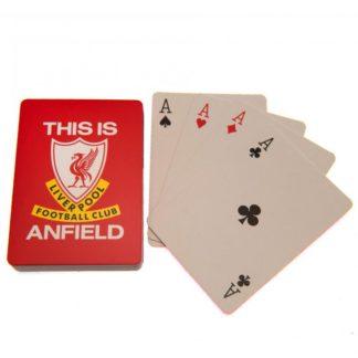 Produkt Bild Liverpool FC Spielkarten TIA