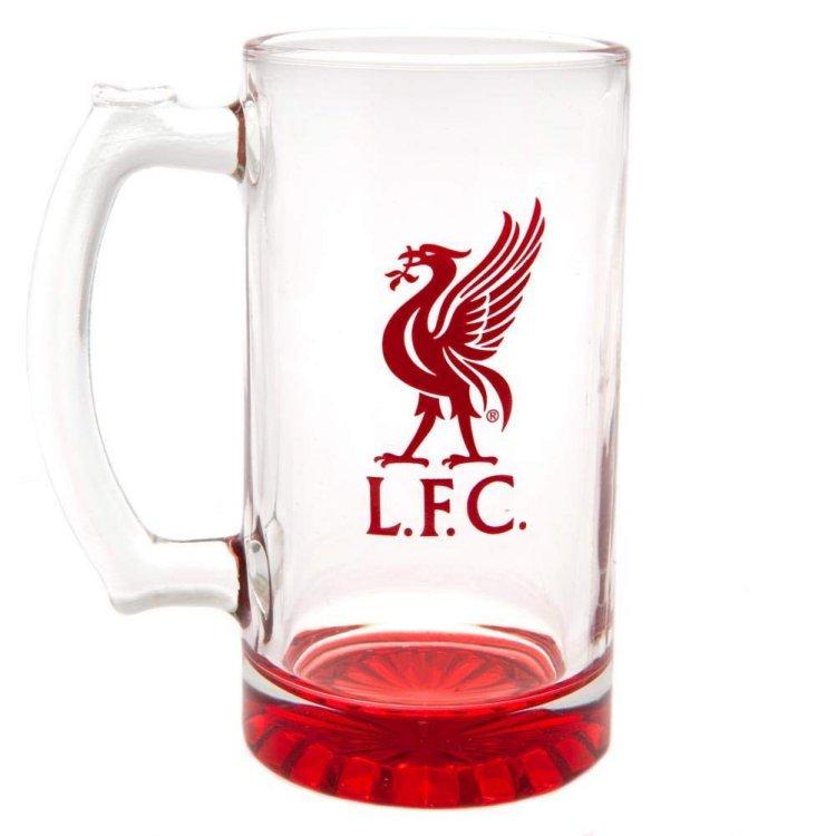 Produkt Bild Liverpool FC Bierglas CC