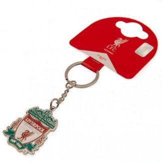 "Produkt Bild Liverpool FC Schlüsselanhänger ""Crest"""