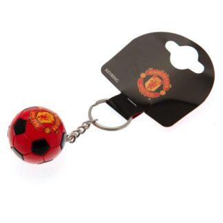 """Produkt Bild Manchester United Schlüsselanhänger """"Ball"""""""