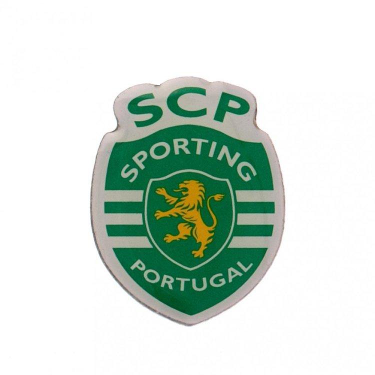 """Produkt Bild Sporting Lissabon Pin """"Logo"""""""