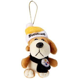 """Produkt Bild Pittsburgh Steelers Weihnachtsbaum Deko """"Dog"""""""