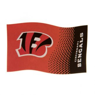 Produkt Bild Cincinnati Bengals Fahne