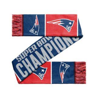 "Produkt Bild New England Patriots Fanschal ""SuperBowl LIII"""