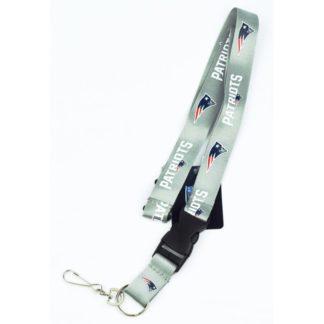 Produkt Bild New England Patriots Lanyard silver