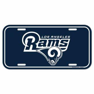 Produkt Bild Los Angeles Rams Nummernschild
