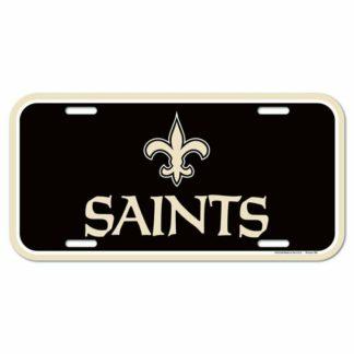 Produkt Bild New Orleans Saints Nummernschild
