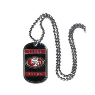 Produkt Bild San Francisco 49ers Dog Tag / Halskette