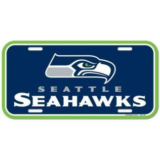 Produkt Bild Seattle Seahawks Nummernschild