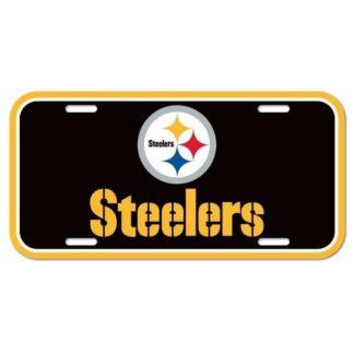 Produkt Bild Pittsburgh Steelers Nummernschild