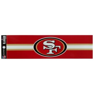 Produkt Bild San Francisco 49ers Aufkleber