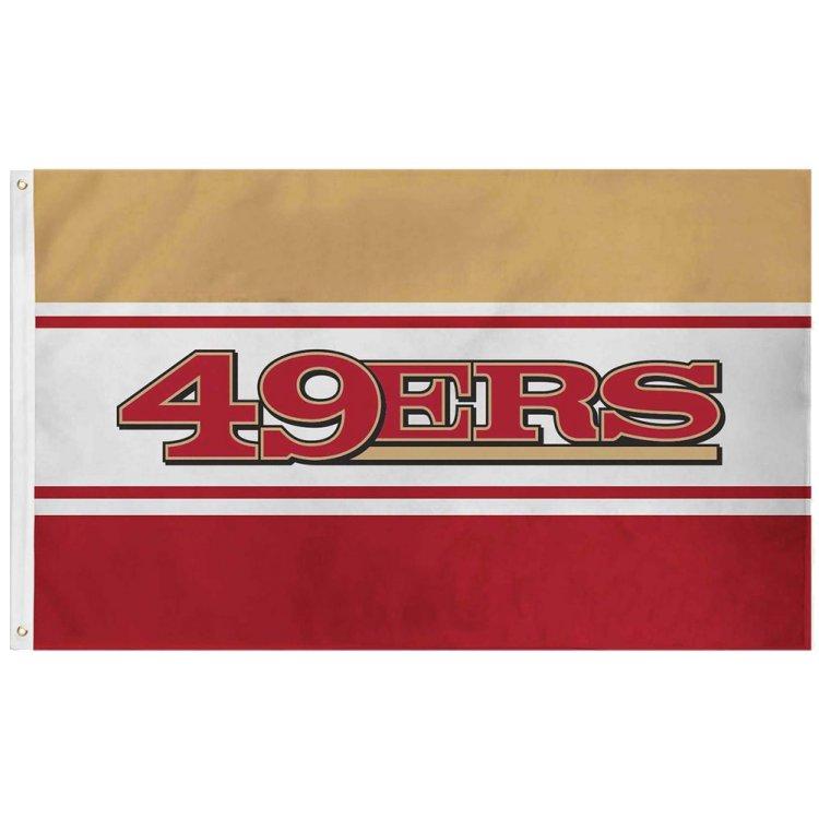 Produkt Bild San Francisco 49ers Fahne TF