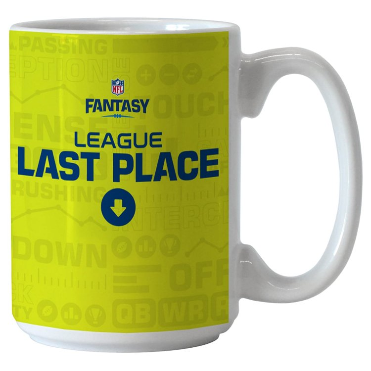 """Produkt Bild Fantasy Football Tasse """"Last Place"""""""