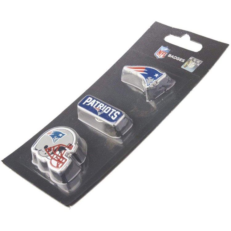 Produkt Bild New England Patriots 3er Pinset