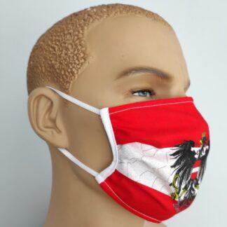 Produkt Bild Mund Nasenschutz Maske Österreich