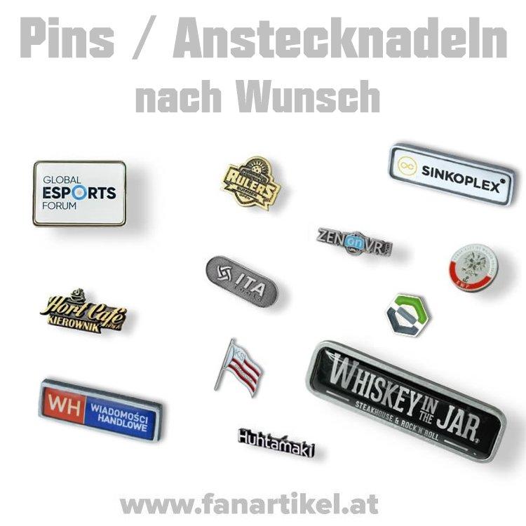 Produkt Bild Pin Produktion nach Wunsch