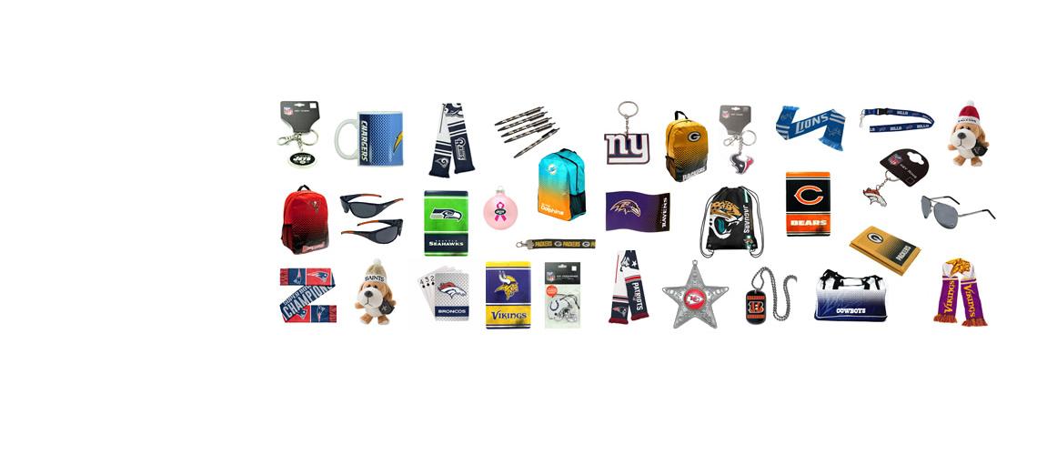 Fanartikel von NFL