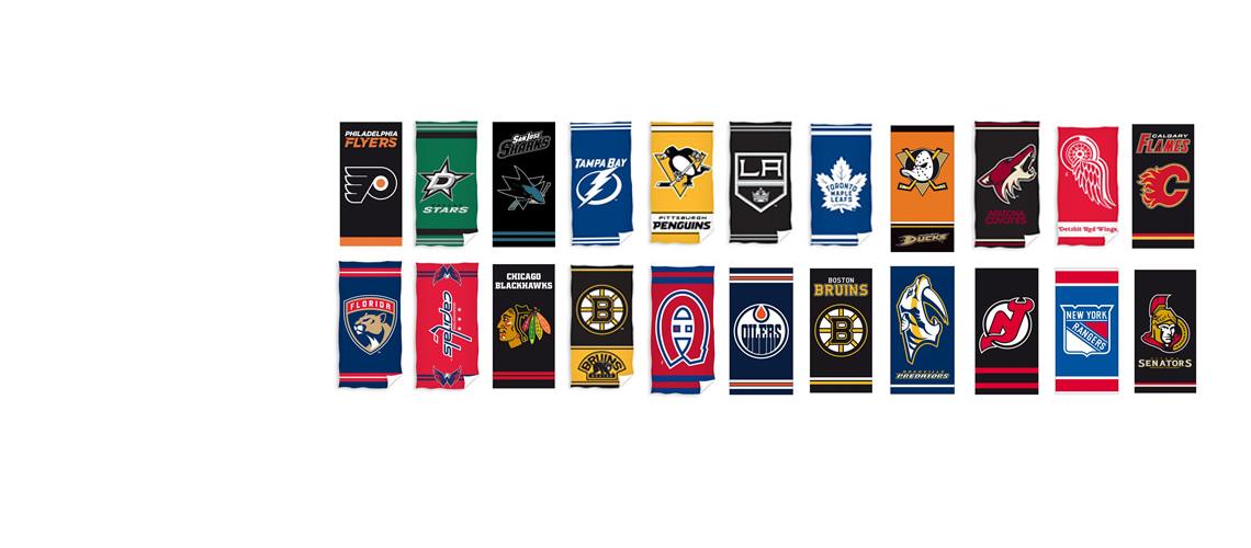 Fanartikel von NHL